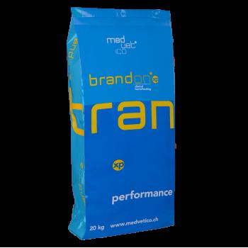 Brandon® xp - Laag glycemische energierijke muesli voor sportpaarden