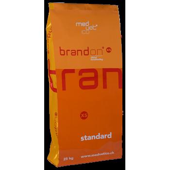 Brandon® xs - Laag glycemisch, melassevrij voer met gering graanaandeel