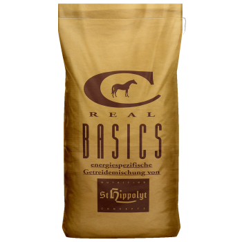 C'Real Basics Balance - Smakelijke granen met de glyx-factor voor paarden met minder sterke zenuwen