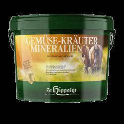 Gemüse-Kräuter Mineralien - Mineralen voor fokkerij en opfok