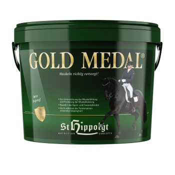Gold Medal - De spierbooster