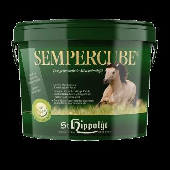 Sempercube - Praktische graanvrije mineralenblokjes voor wei en stal