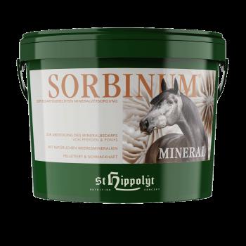 Sorbinum Mineral - Mineraalvoer voor paarden