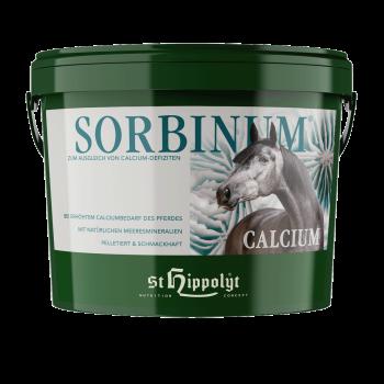 Sorbinum Calcium - Mineraalvoer voor paarden