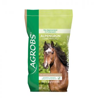 Alpengrün Seniormüsli - Speciaal voor oudere paarden