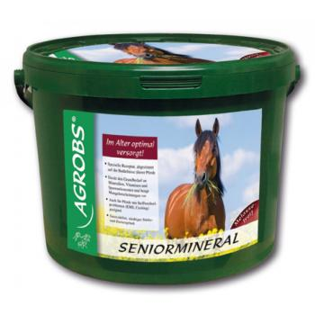 Seniormineral - voedingsstoffen voor het oude of oudere paard