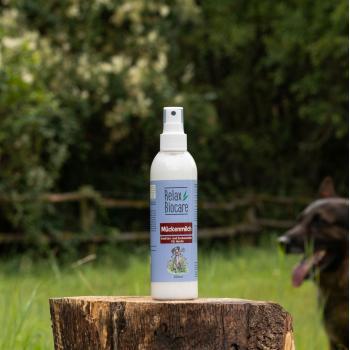 Mückenmilch für Hunde - Effectieve bescherming tegen teken en insectenbesmetting